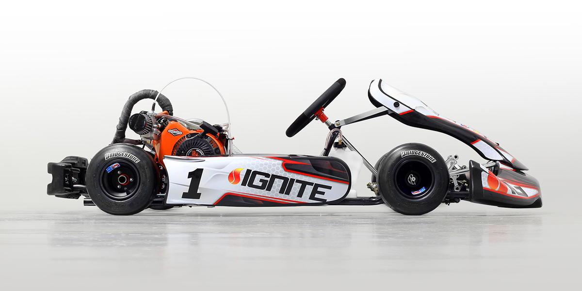 Ignite K2 Side View