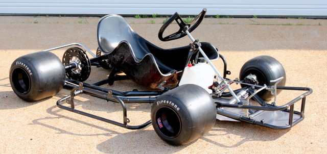 Used LT Offset kart