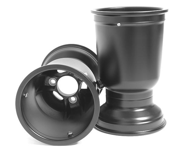 Magnesium Rear Wheels