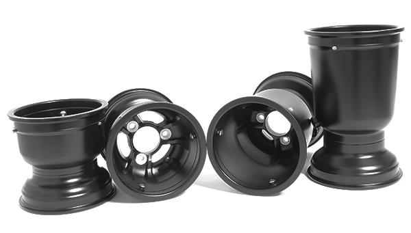 Magnesium Wheel Sets