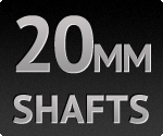 20mm Steering Shafts