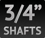 "3/4"" Steering Shafts"