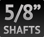 "5/8"" Steering Shafts"
