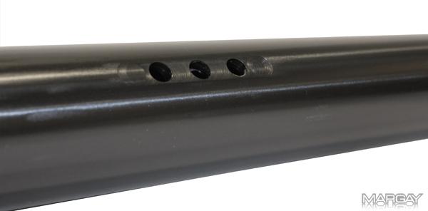 50mm Axle Key Hole
