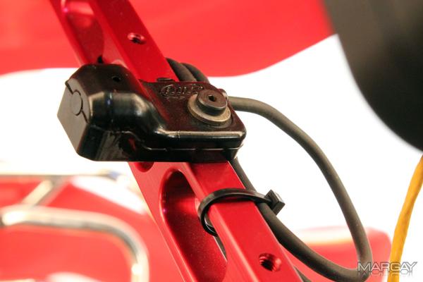 Billet Steering Block Fairing Mount