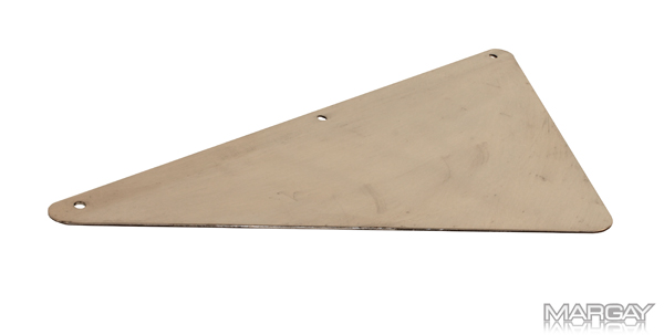 Cougar Floor Pan Wing