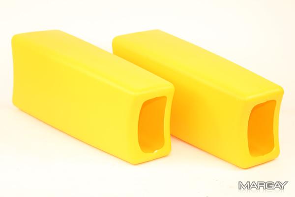 Baby Kart Side Pod / Yellow