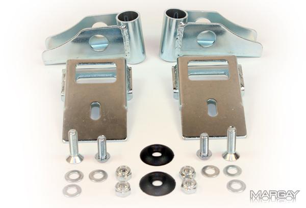 Rear Bumper Mounting Kit (RLV)