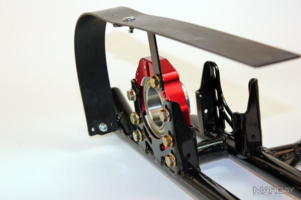 Chain Guard Mount Bracket (Short)