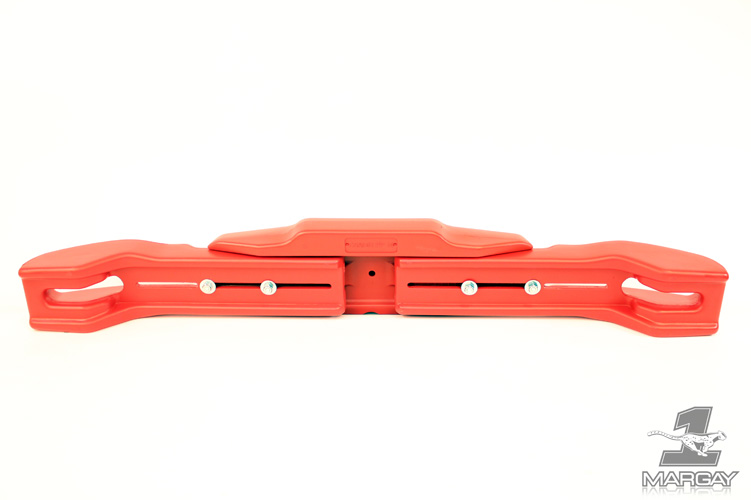 KG Tris / Adjustable Rear Spoiler / Red