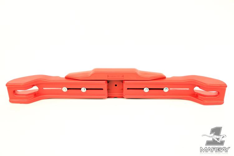 KG Tris / Adjustable Rear Spoiler / Red
