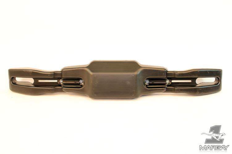 KG Tris / Adjustable Rear Spoiler / Black
