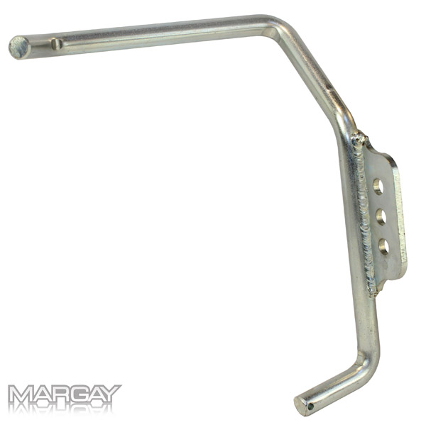 """Throttle pedal, standard, 3/8"""" solid"""