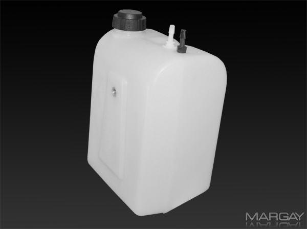 Fuel Tank 3.0 Liter Cadet/Rookie (Old Style Rig)