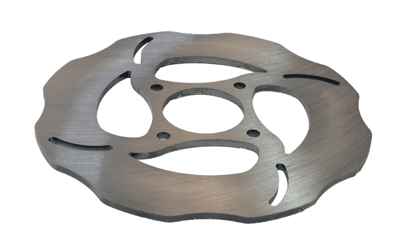 "Wave 4 Bolt Brake Rotor (8.25"" x 3/16"")"