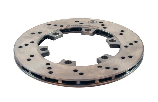 "Vented Cast Brake Rotor (8.25"" x 0.485"")"