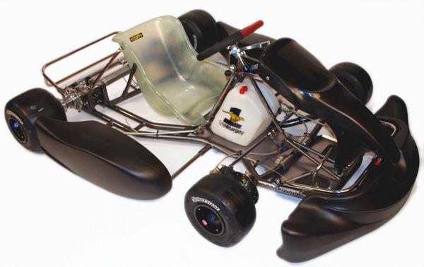 Duo Bodywork Kit-mounted