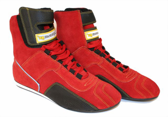 MotorQuality Shoes / Red