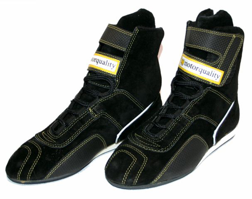MotorQuality Shoes / Black