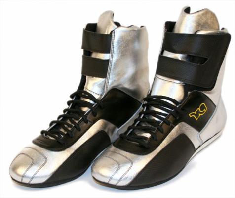 MotorQuality Shoes / Chrome