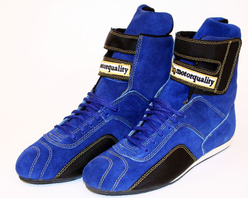 MotorQuality Shoes / Blue