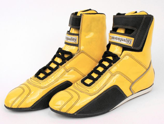 MotorQuality Shoes / Yellow