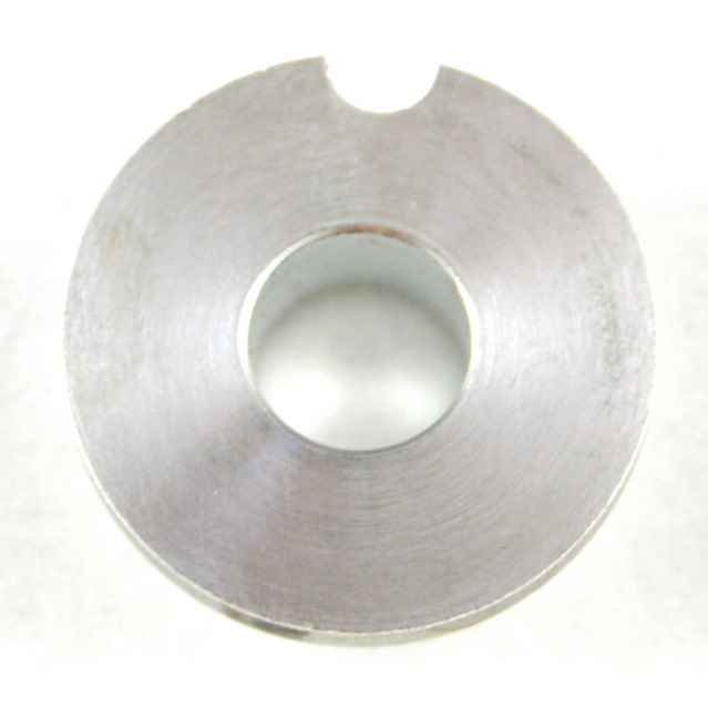 "3/8"" Centered Pill, Top"