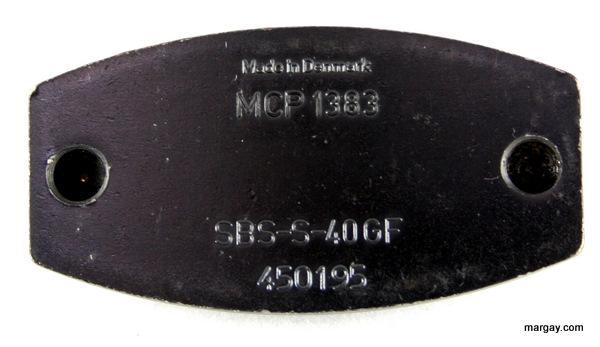 MCP Cast Caliper Brake Pads