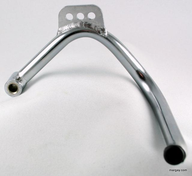 Brava tubular brake pedal