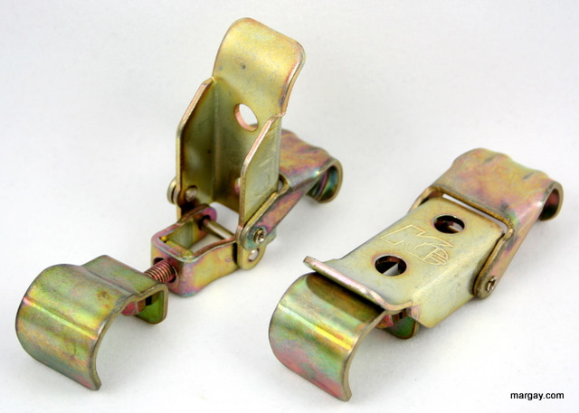 KG Front Spoiler Mounting Clamps