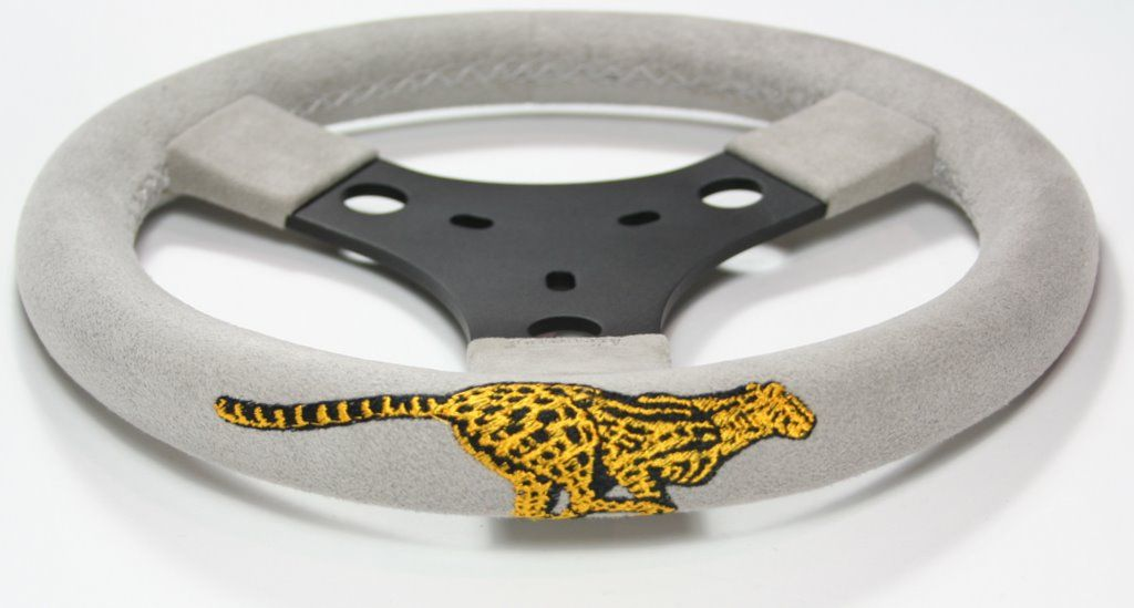Margay Team Round Steering Wheel (Cadet)