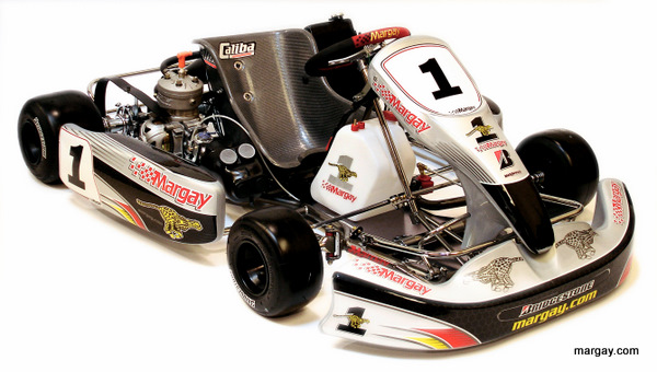 Unico decal kit shown on silver Unico bodywork