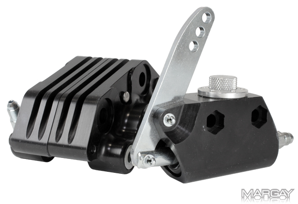 Complete MCP Billet Brake System