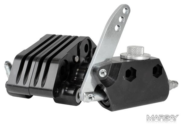 Complete MCP Billet Brake System