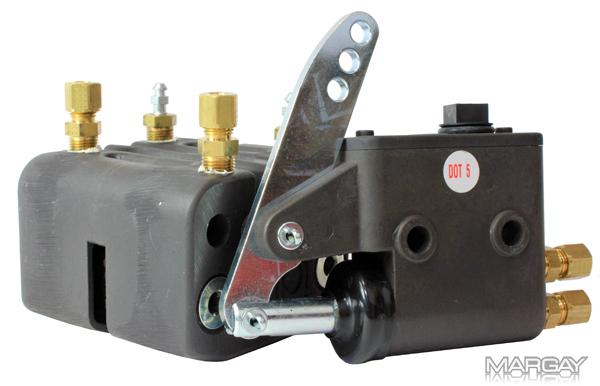 MCP Complete Cast Brake System
