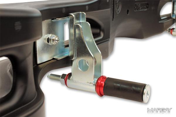 Rear Bumper Mounting Kit (RLV) [Plugs/Bumber sold separately]