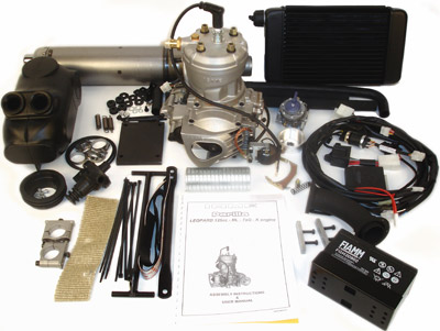 Parilla 125cc Leopard Engine Kit