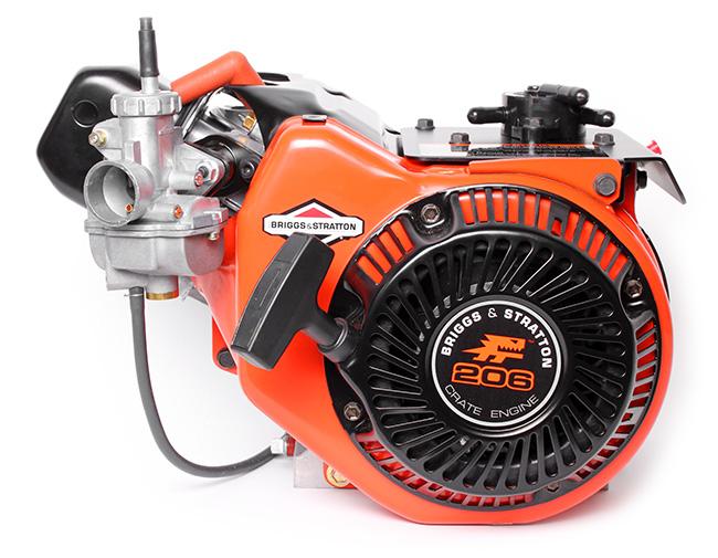 Margay Racing Shop Briggs Stratton Lo206 Racing Engine