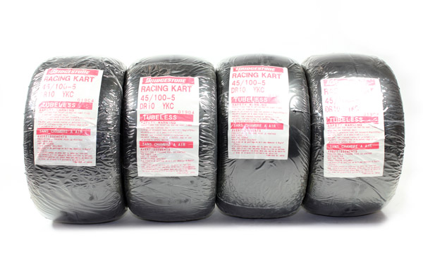Bridgestone YKC Tire Set (4.5 / 4.5)