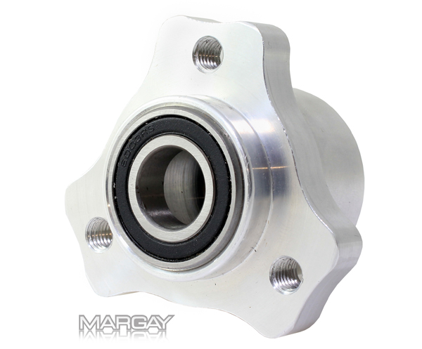 17mm Front Hubs (Euro Mount)