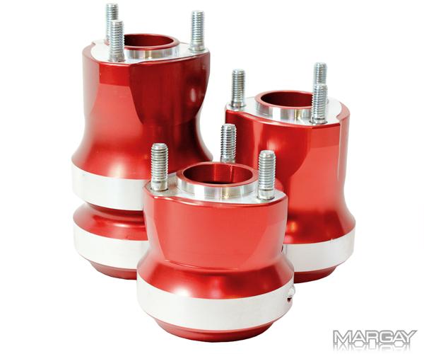 50mm Wheel Hubs
