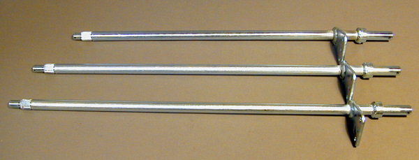 "5/8"" Solid Steering Shafts"
