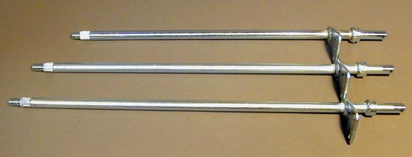 "5/8"" Solid Steering Shafts"