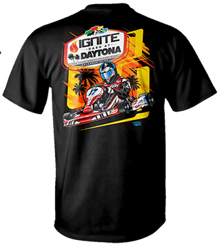 2017 Ignite Dash at Daytona Event Shirt - Mens