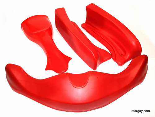 Evo Stilo Bodywork Kit (Plastic Only, No Nerf Bars)