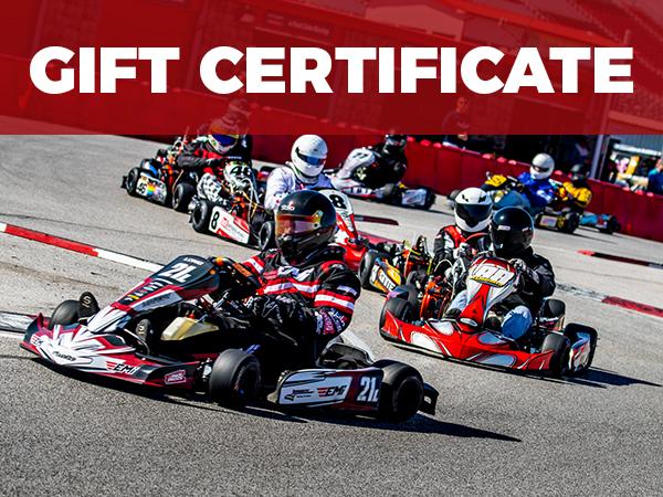 Margay Racing Gift Certificate
