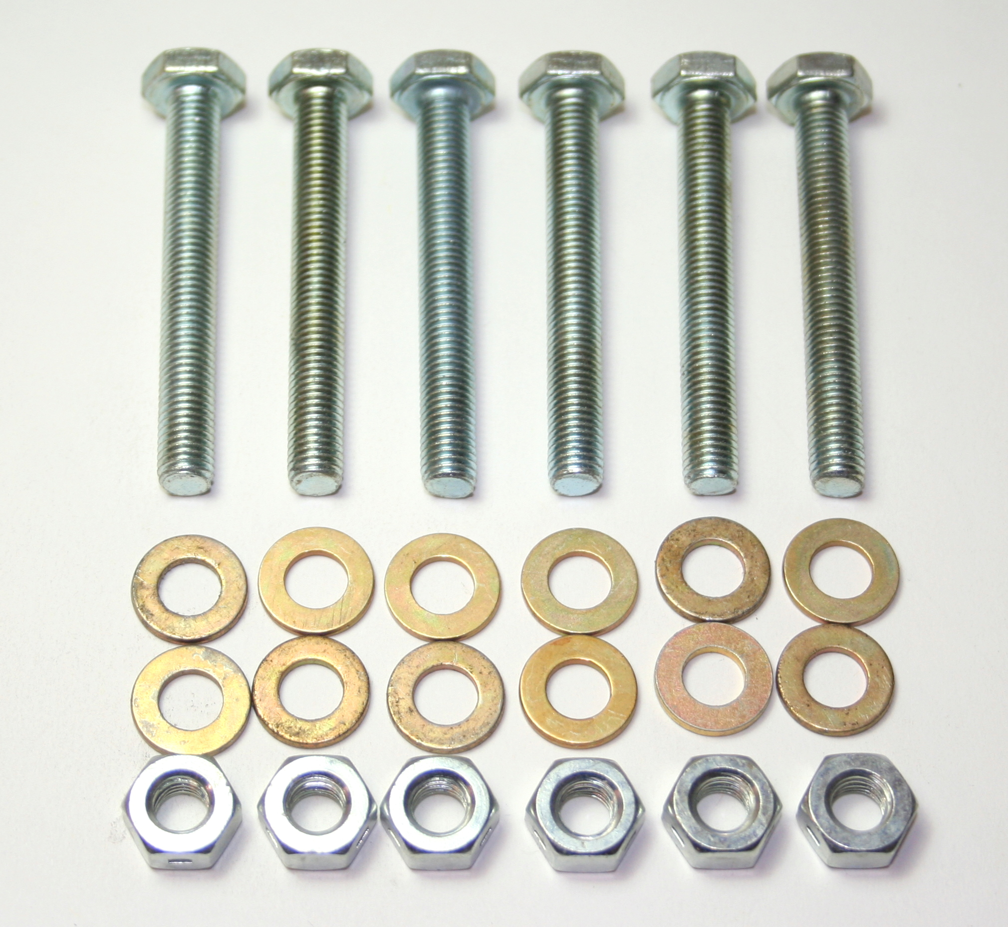 24 Series wheel bolt kit