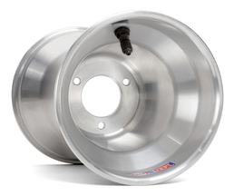 "Aluminium Hub Mount Wheel, 6"" x 6.5"""