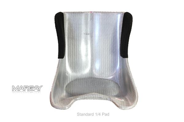 G-Seat 'ES1 ¼ Pad' Standard Shell