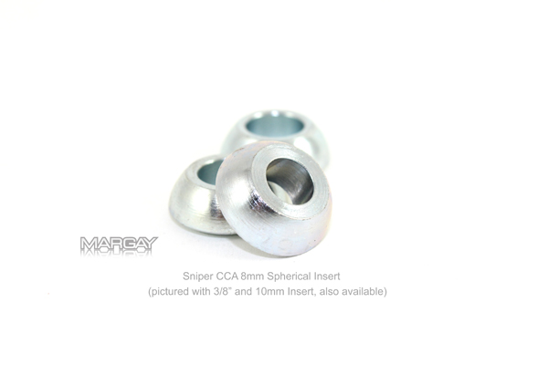 Sniper CCA Spherical Insert